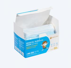 MASK KIDS 3-PLY TYPE IIR  (Box of 50)